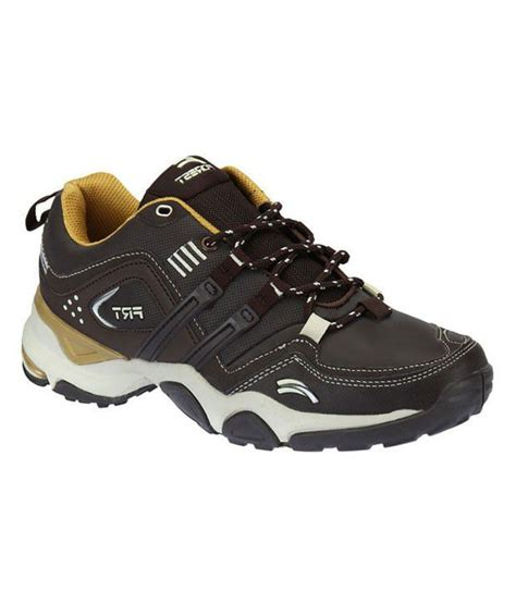 trendy running shoes forest trendy brown running shoes price in india buy