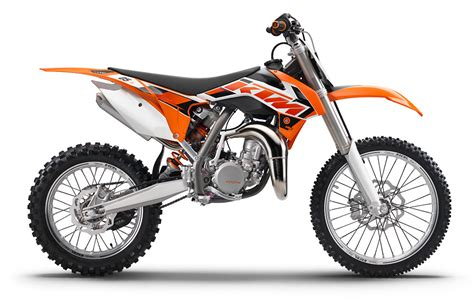 Ktm 2 Stroke Models Look 2015 Ktm Models Motocross Feature Stories