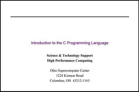 c language pattern programs pdf 20 ways to learn c programming for free