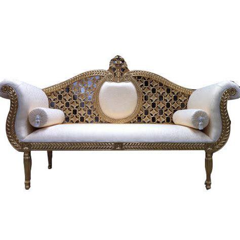 fancy fiber wedding sofa  rs  piece fancy wedding sofa lavish wedding sofa raja rani