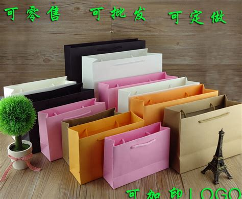 Shopping Bag Paperbag New Year Xincia Size S aliexpress buy 2016 wholesale 500pcs lot custom logo 11 sizes promotion paper bags