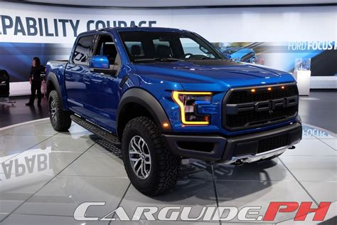 2016 ford raptor price naias 2016 ford f 150 raptor supercrew is still unmatched