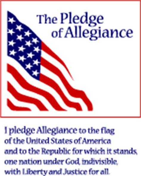 printable lyrics to the pledge of allegiance national patriotic holidays north america australia