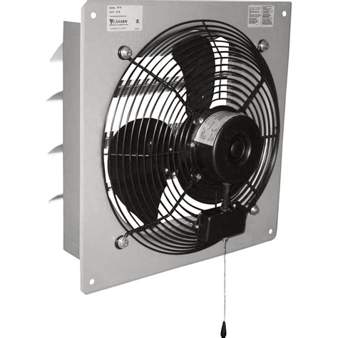 canarm wall exhaust fan product canarm xf series 3 speed exhaust fan 12in