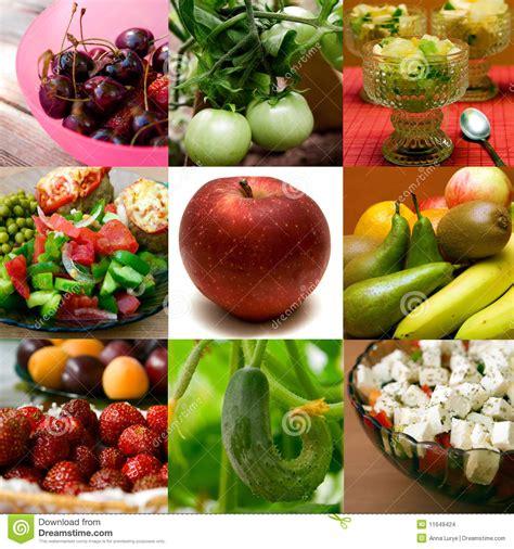 Healthy Food Collage Car Interior Design Healthy Food Collage