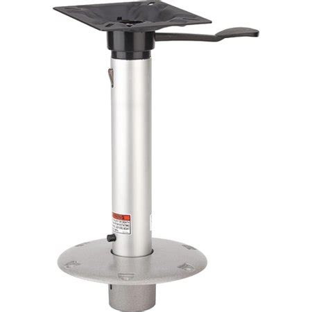 boat seat pedestal walmart swivleze 238 pedestal kit includes seat mount post and