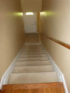 Down Stairs by What The Crutch Tips And Stories About My Friends
