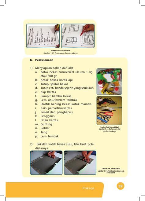 Buku Siswa Prakarya Kelas Vii Smpmts buku pegangan siswa prakarya smp kelas 8 kurikulum 2013 newhairstylesformen2014
