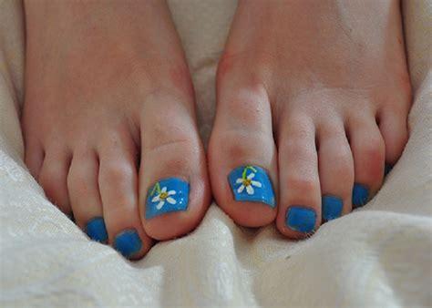 easy nail art design for feet 15 cute summer toe nail designs 2016 sheideas