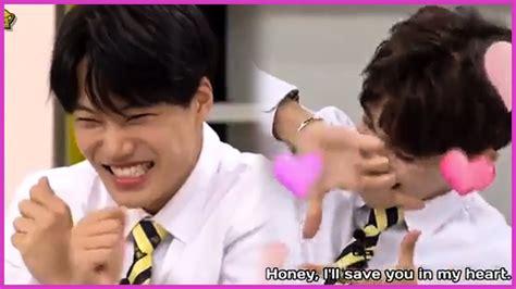 exo happy together engsub kai exo feeling embrrassed when samuel doing