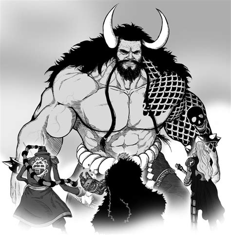 Anime Kaido The Beast kaido of the beasts by tomastocornal on deviantart