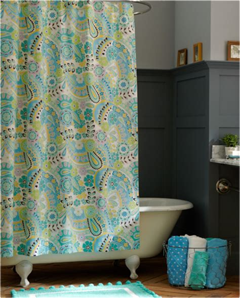 teenage bathroom shower curtains teen girls bathroom ideas