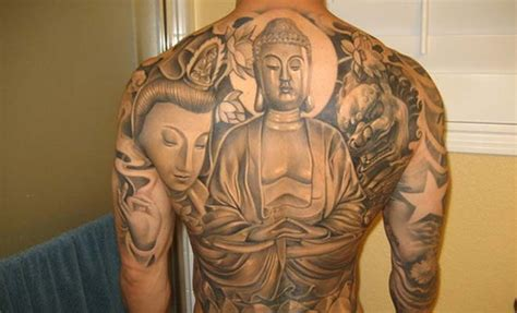 skinny buddha tattoo 100 amazing designs for you must try