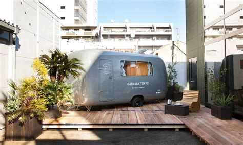 airbnb uk this custom built caravan is the most unique place to stay