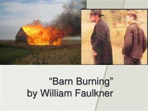 Barn Burning Sparknotes william faulkner barn burning proofreadingdublin web fc2