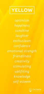 color yellow symbolism 25 best quotes on imagine
