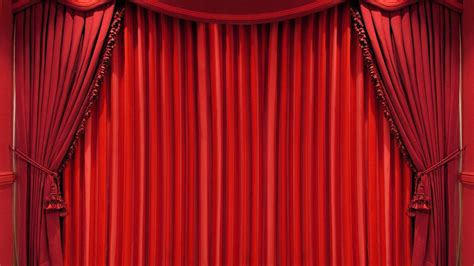 movie curtains red curtains theatre download hd wallpapers