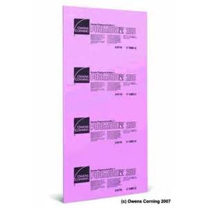 home depot insulation board owens corning foamular 250 1 in x 2 ft x 8 ft r 5