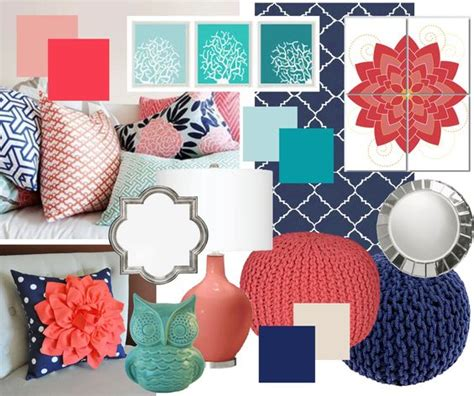 17 best ideas about navy coral bedroom on pinterest dorm color schemes coral bedroom and 17 best images about navy and coral bedroom ideas living