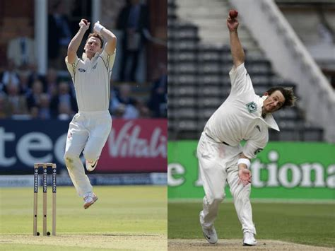 swing bowling cricket 5 bowlers who are carbon copies of legendary bowlers
