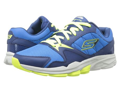 Skechers X Supreme by Skechers Performance Go Supreme X Blue Lime