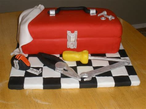 Tools For Decorating Cakes by Birthday Tool Box Cake Decorating Community Cakes We Bake