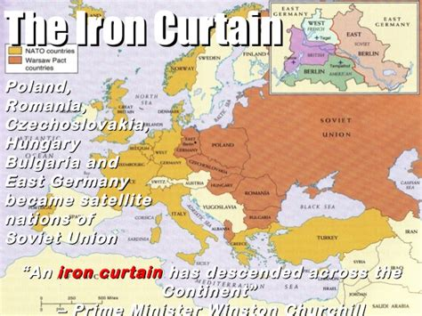 a peep under the iron curtain cold war in germany