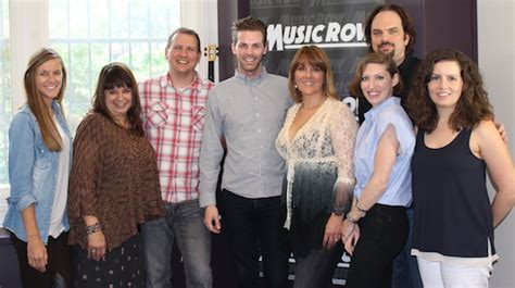 Nancy Tunik musicrowpics laugh a with wright musicrow nashville s industry