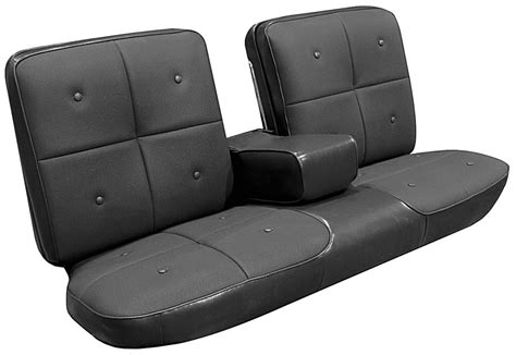cadillac bench seat cadillac seat upholstery 1967 deville front split bench