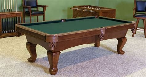 Pool Table L by C L Bailey Elayna Pool Table