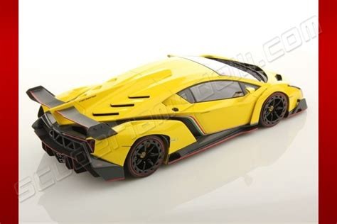 Lamborghini Veneno Yellow Mr Collection 2013 Lamborghini Lamborghini Veneno