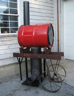 bbq smoker from repurposed hot water heater by