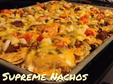 nacho supreme supreme nachos recipes nachos nachos supreme mexican