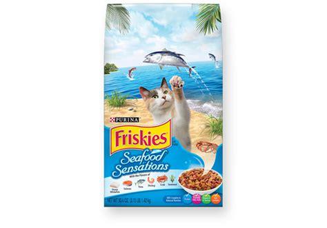 Friskies Seafood Sensation 12kg Cat Food For cat food friskies 174