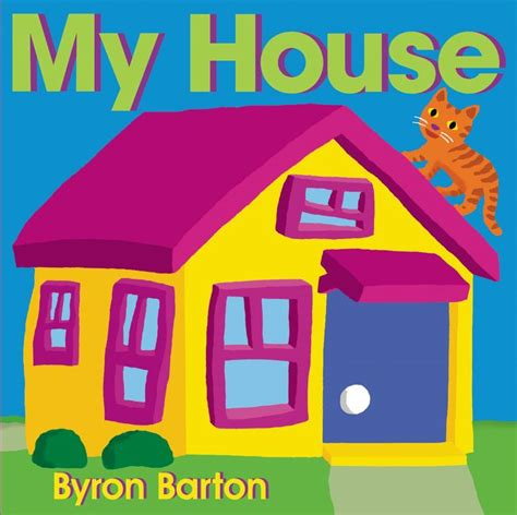 my house byron barton hardcover