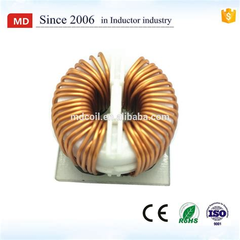 what does a toroidal inductor do shielded toroid inductor with 68mh view 68mh shielded inductor mingda product details