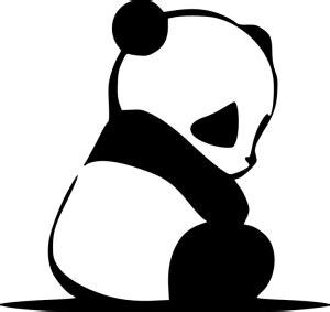 imagenes png de ositos dibujos de pandas cosas de pandas