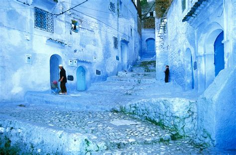 blue city in morocco chefchaouen the ancient blue city in morocco