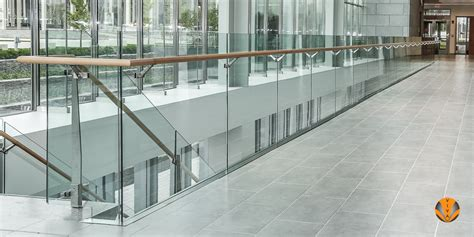 aluminum glass railing suny business viva shoe