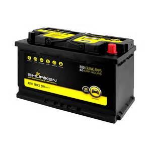 Battery For Chrysler 300 Shuriken 174 Sk Bt94r 80 Chrysler 300 300c 2006 Agm Battery