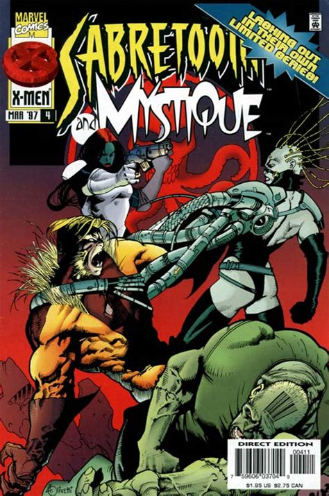 sabretooth open season vol 1 3 marvel database fandom powered by wikia sabretooth and mystique vol 1 4 marvel comics database