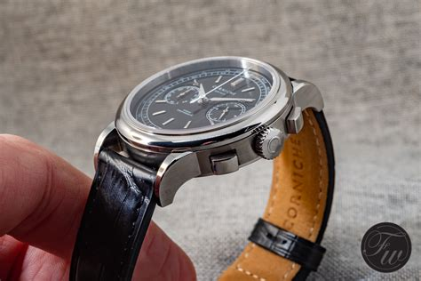 corniche watches price on with the corniche heritage chronograph
