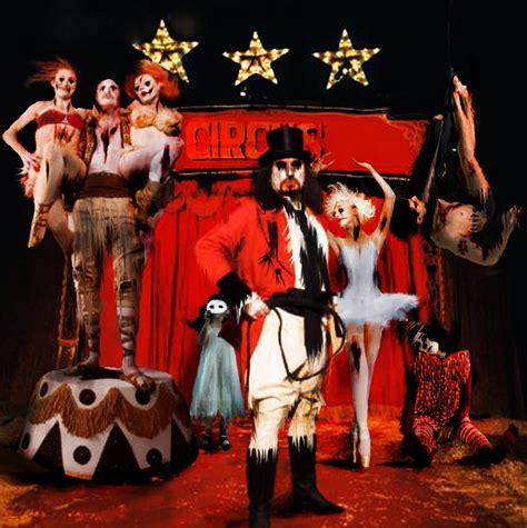 halloween show themes circus zombies by razzyragdoll on deviantart