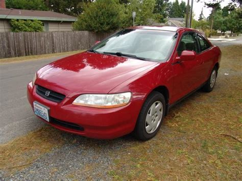 1999 honda accord v6 for sale honda accord coupe 1999 cars for sale