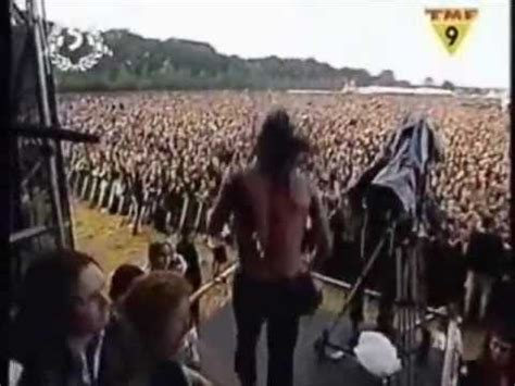 biohazard live dynamo open air biohazard wrong side of the tracks dynamo live 1995