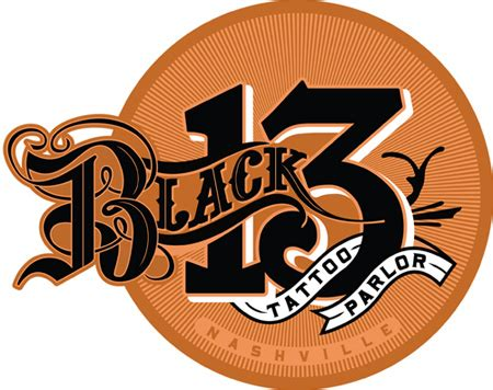 black 13 tattoo parlor black 13 nashville tn