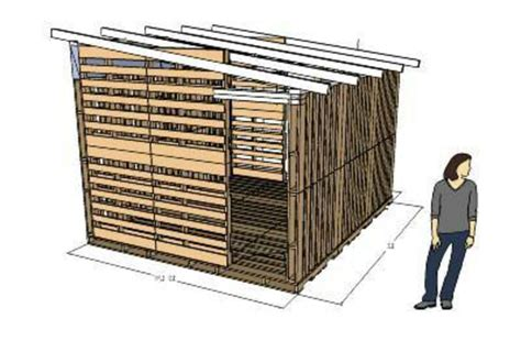 quanto costa costruire un capannone bauen mit paletten bilder und anleitung f 252 r anf 228 nger