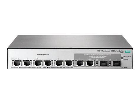 Jl172a Hpe 1850 24g 2xgt Poe 185w Switch hp jl169a e officeconnect 1850 6xgt and 2xgt spf switch