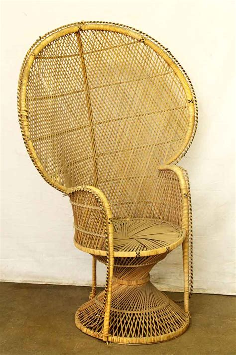 fan back wicker chair wicker fan back chair olde things