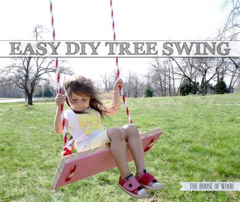 diy tree swing 13 amazing diy projects home stories a to z